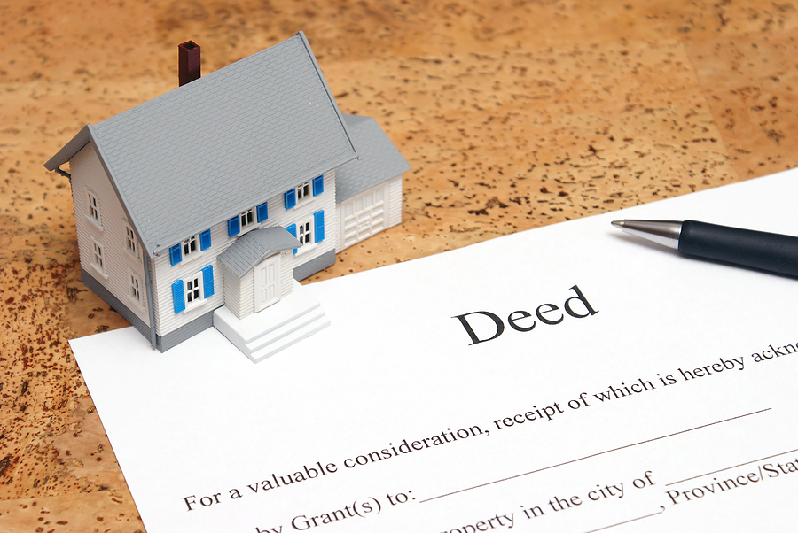 Real Property Deed