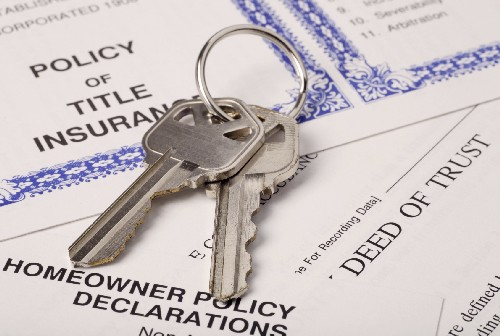 property deed forms documents